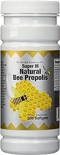 Natural Bee Propolis, 200 softgels