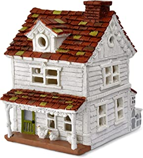 Georgetown Home and Garden Fiddlehead Fairy Gingerbread and Chickens Farmhouse