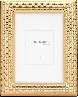 f8de54ce20a Amazon.com - Reed   Barton Watchband Satin Gold 8
