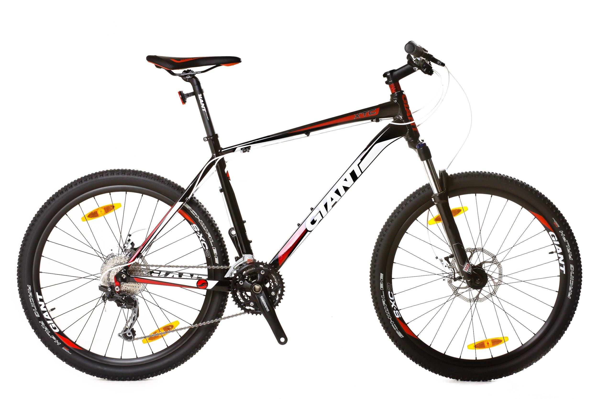 Giant XTC 3 - Bicicleta de montaña de hombre de 30 velocidades de ...