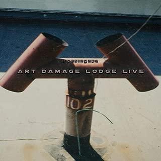 Art Damage Lodge Live