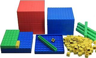 comprar comparacion WISSNER® aktiv lernen -Decimales juego de cálculo (121 piezas) - RE-Plastic®