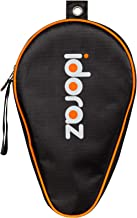 Idoraz Ping Pong Paddle Case - Best Table Tennis Paddle Cover for Your Racket - Waterproof Material Bag