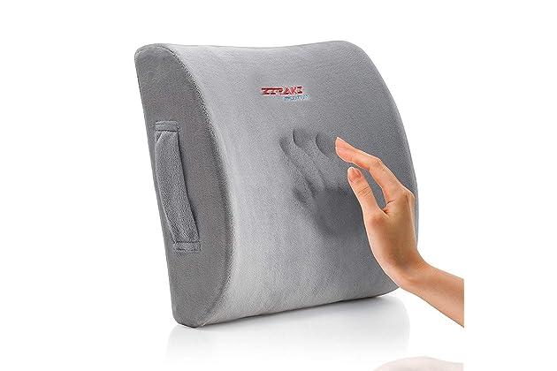 Excellent Best Lumbar Support For Sofa Amazon Com Theyellowbook Wood Chair Design Ideas Theyellowbookinfo