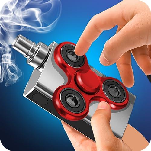 Vape Spinner 3D Simulator