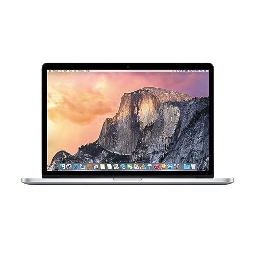 Apple 15 Inch MacBook Pro Laptop (Retina Display, 2.2GHz Intel Core i7,