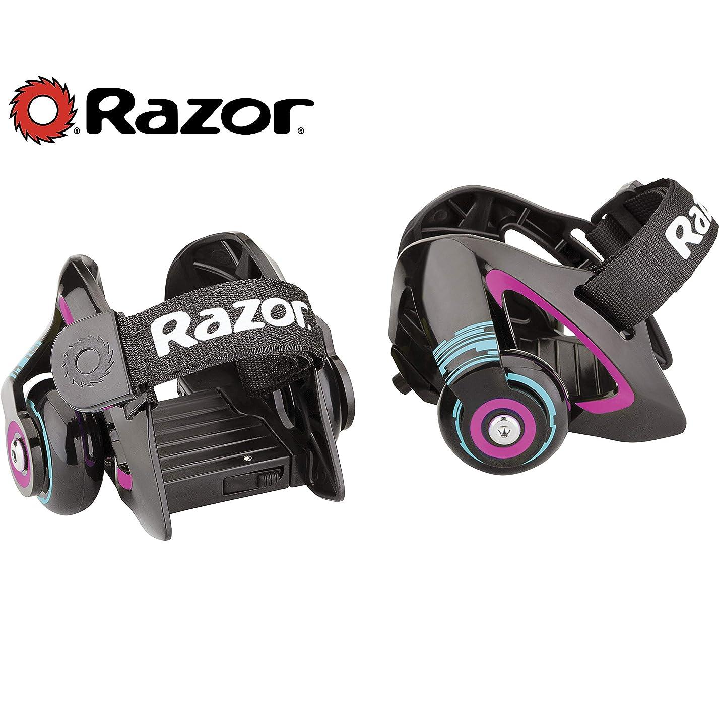 アクロバット海里へこみRazor Jetts Heel Wheels - Purple 141[並行輸入]