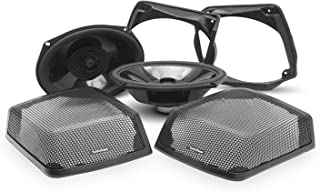 Rockford Fosgate TMS69BL9813 Power Harley-Davidson Rear Audio Kit (1998-2013)