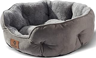 Asvin Dog Bed, Cat Beds for Indoor Cats, Pet Bed for...