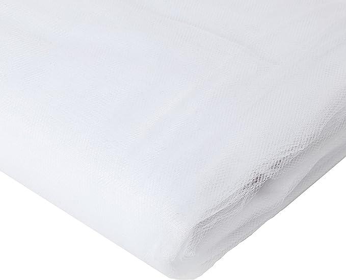 Tulle Fabric 5 or 10 Meter Wedding Tutu Craft Book week Polyester Nylon
