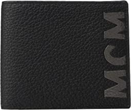 New Big Logo Flap Wallet/Two-Fold Small