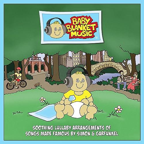 Baby Blanket Musik BBM004 CD - Beruhigende Lullaby Arrangements von Songs im Stil von Simon and Garfunkel