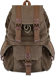 vintage military style backpacks