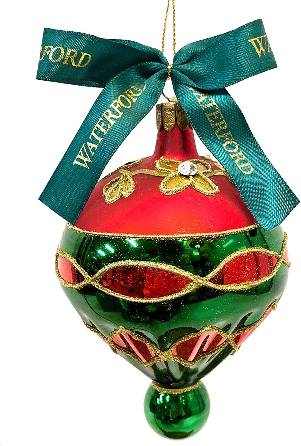 Waterford Max 75% OFF Max 61% OFF Holiday Heirlooms Ashling Ball Parachute Christmas Top