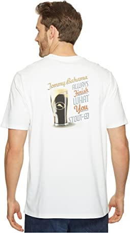 Tommy Bahama - Finish What You Stouted Tee