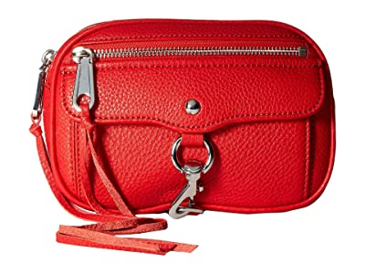 Rebecca Minkoff Blythe Belt Bag (Tomato) Day Pack Bags