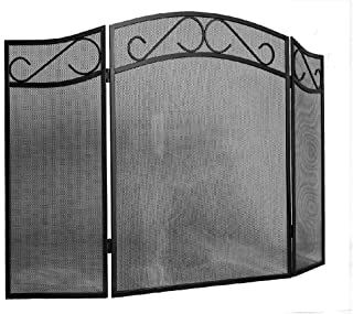 Best square fireplace screen Reviews