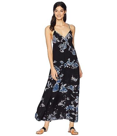 Hard Tail Playa Maxi Dress (Two Color Iceberg) Women