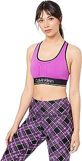 CALVIN KLEIN Women's Logo Elastic Sport Bra