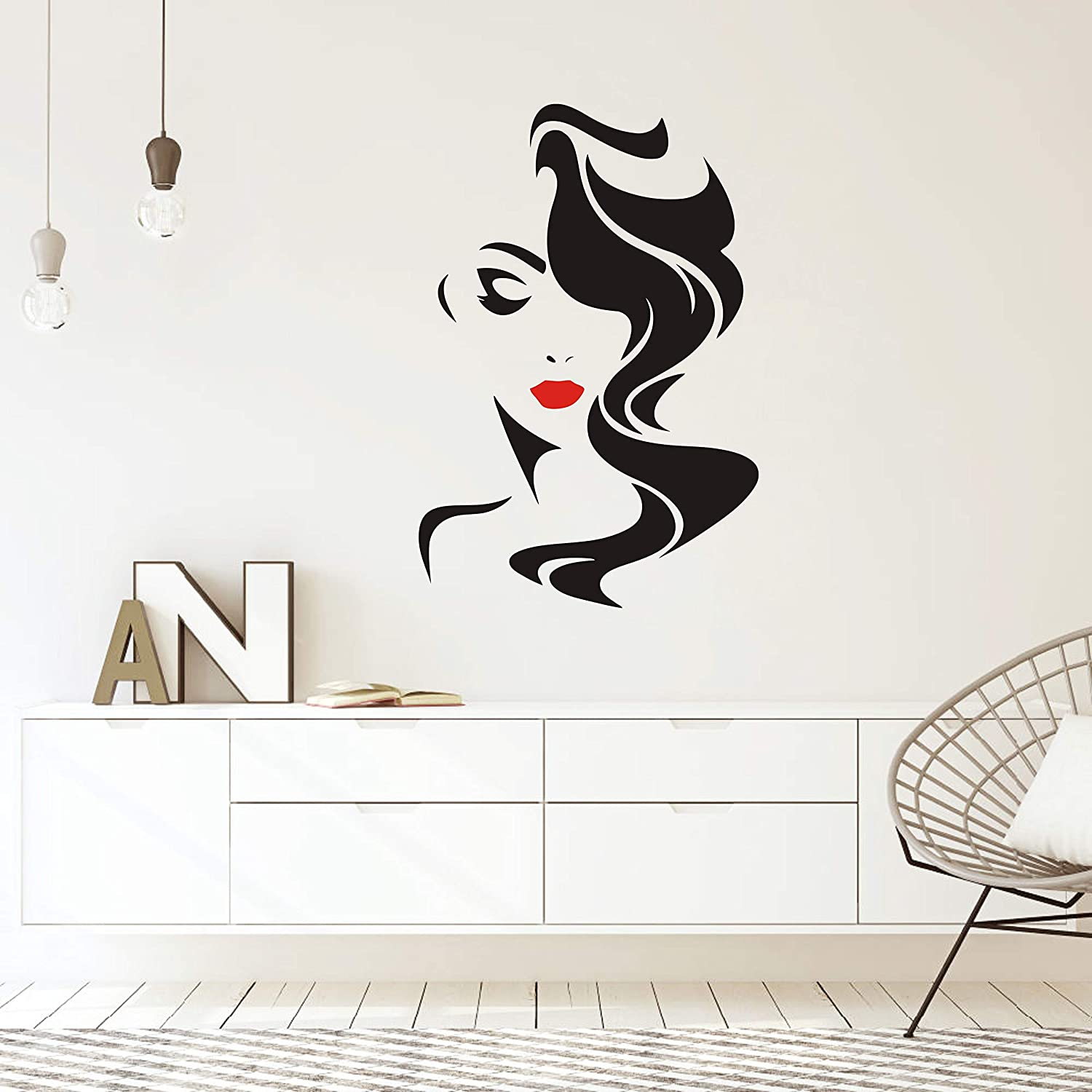 DIY Decal for Glass Blocks I Figure If A Girl Vinyl Decal