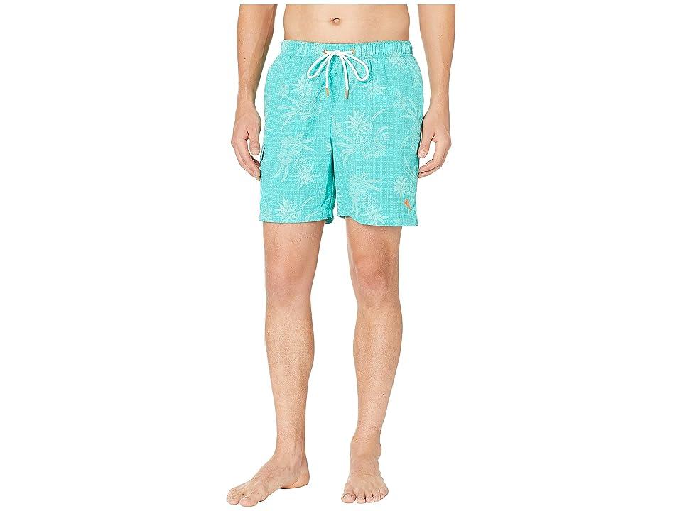 Tommy Bahama - Tommy Bahama Naples Huli Pineapple Swim Trunk