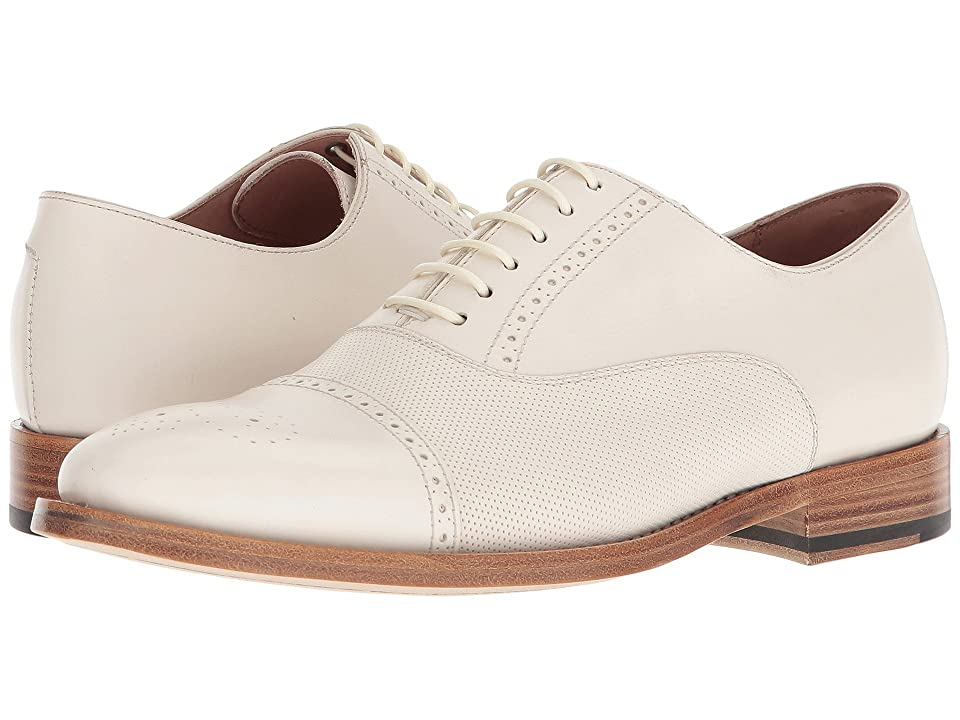 Paul Smith Bertie Brogue (White) Women