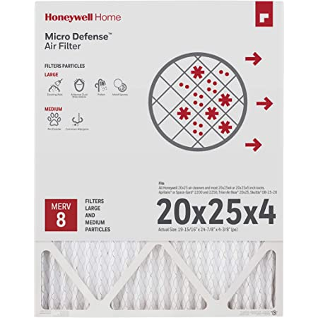 """Heavy Duty /& Compact MERV 8 Media Air Cleaner Filter Furnace Replacement 5/""""x20/"""""""