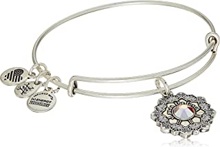 mother of the bride alex and ani bracelet