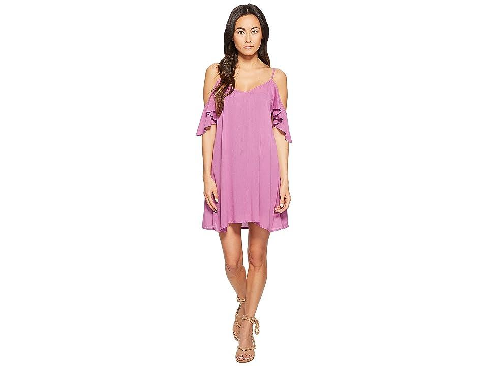 Rip Curl Classic Surf Dress (Purple) Women