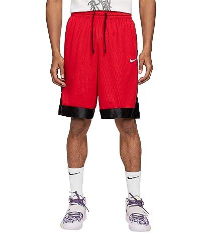 Nike Dry Elite Shorts Stripe (University Red/Black/White) Men