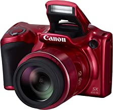 Best canon powershot sx410 is red Reviews