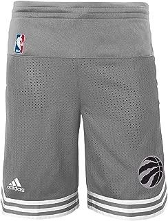 retro raptors shorts