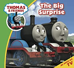 Thomas & Friends: The Big Surprise (Thomas & Friends Story Time Book 10)