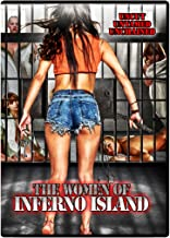 The Women of Inferno Island DVD