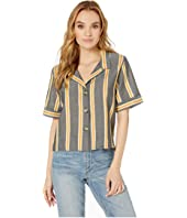 ELSE - Ponza Relaxed Cropped Shirt