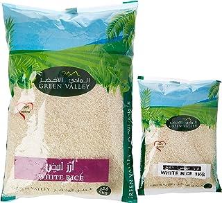 Green Valley Rice White, 5 kg + 1 kg
