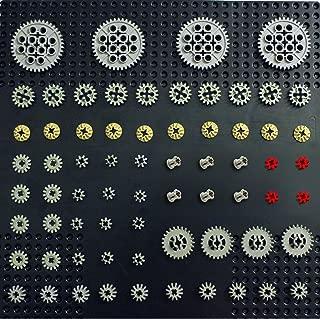 LEGO Technic 68 pcs GEAR Pack Set Lot Mindstorms NXT Supplemental Robot Motor Parts Pieces Assortment