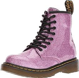 1460 Patent Glitter Junior Delaney Boot (Little Kid/Big Kid)