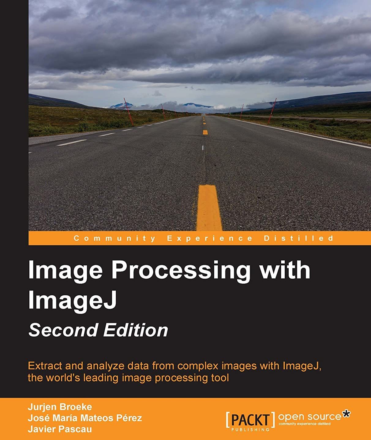 ふつう矩形動くImage Processing with ImageJ - Second Edition (English Edition)
