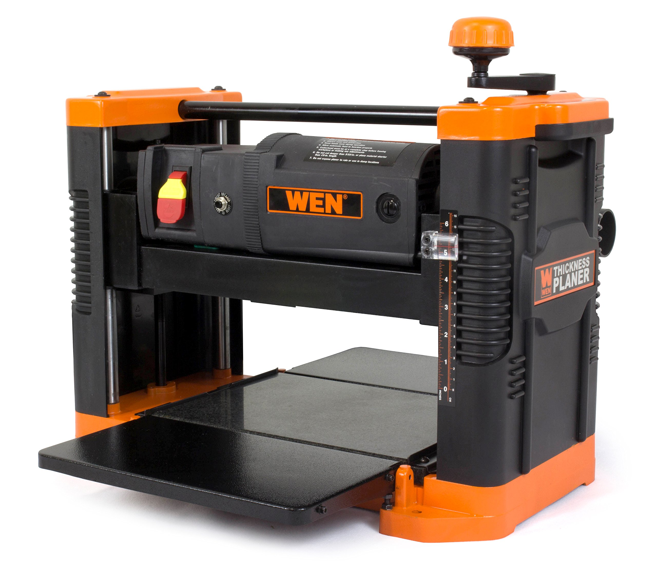 WEN 6550T Corded Benchtop Thickness