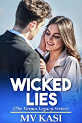 Wicked Lies: An Indian Billionaire Romance Kindle Edition