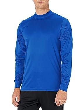 Augusta Sportswear Men's Wicking Mock Turtleneck