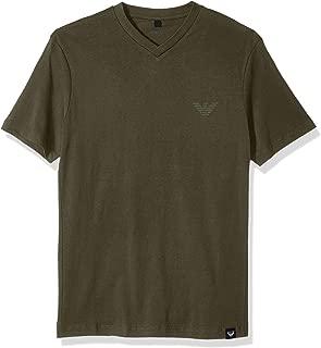 Men's Plus Size Side Logo Tshirt