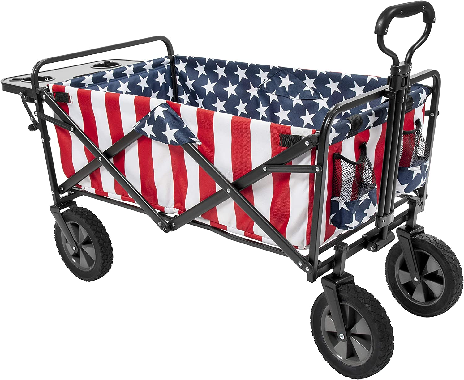 Mac Sports Collapsible Folding Award with Ranking TOP15 Outdoor Wagon Utility