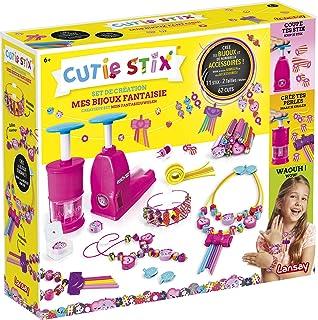 Lansay- Cutie stix Set de Creation Bijoux Fantaisie- 33132