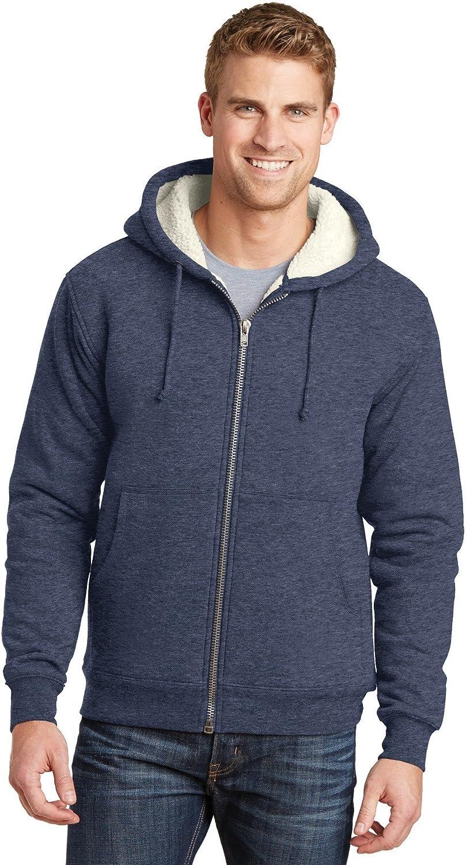 Cornerstone Hooded Fleece Jacket (CS625)
