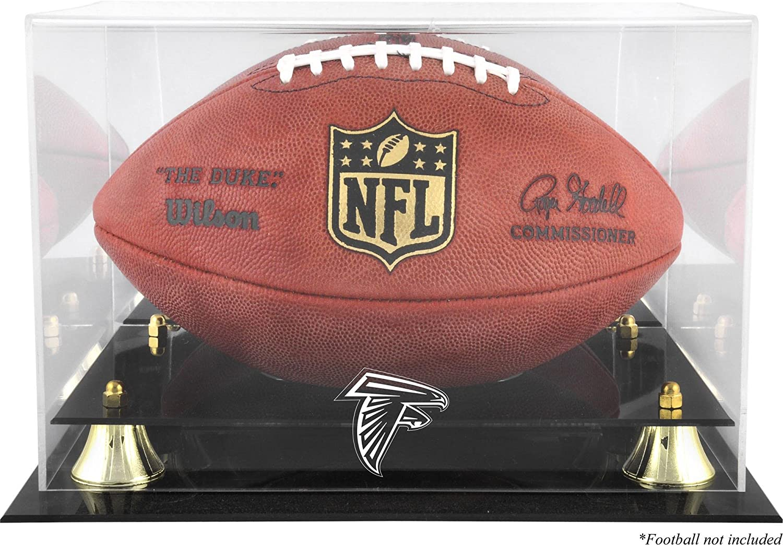 Atlanta Falcons Team Logo - Bombing free shipping Football Super-cheap Display Case
