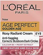 L'Oreal Paris Golden Age Rosy Glow Eye Cream for Dark