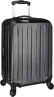 Elite Luggage Expandable Hardside Carry-on Spinner Luggage