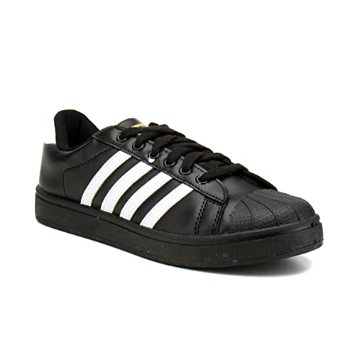 adidas superstar black and white price in india